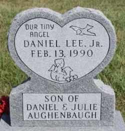 AUGHENBAUGH, DANIEL LEE JR - Hutchinson County, South Dakota | DANIEL LEE JR AUGHENBAUGH - South Dakota Gravestone Photos