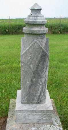 BALTZER, UNKNOWN - Hutchinson County, South Dakota   UNKNOWN BALTZER - South Dakota Gravestone Photos