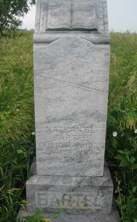 BARTEL, NATHANIEL - Hutchinson County, South Dakota | NATHANIEL BARTEL - South Dakota Gravestone Photos