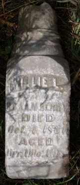 BERRY, WILLIE L - Hutchinson County, South Dakota | WILLIE L BERRY - South Dakota Gravestone Photos