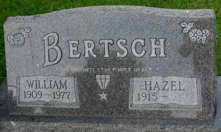 BERTSCH, WILLIAM - Hutchinson County, South Dakota | WILLIAM BERTSCH - South Dakota Gravestone Photos