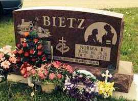 BIETZ, HAROLD - Hutchinson County, South Dakota   HAROLD BIETZ - South Dakota Gravestone Photos