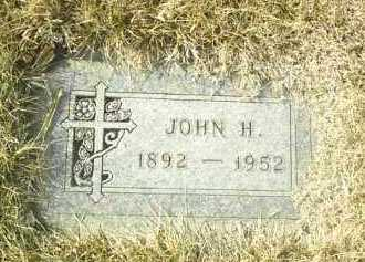 BOWAR, JOHN - Hutchinson County, South Dakota   JOHN BOWAR - South Dakota Gravestone Photos
