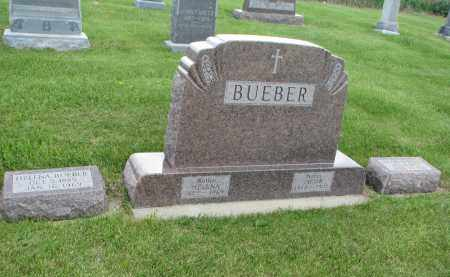 BUEBER, FAMILY PLOT - Hutchinson County, South Dakota | FAMILY PLOT BUEBER - South Dakota Gravestone Photos