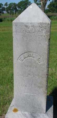 COOPER, EARL L. - Hutchinson County, South Dakota | EARL L. COOPER - South Dakota Gravestone Photos