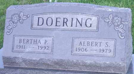 DOERING, BERTHA PAULINE - Hutchinson County, South Dakota | BERTHA PAULINE DOERING - South Dakota Gravestone Photos
