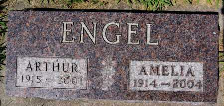 ENGEL, ARTHUR - Hutchinson County, South Dakota | ARTHUR ENGEL - South Dakota Gravestone Photos