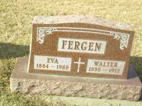 FERGEN, WALTER - Hutchinson County, South Dakota | WALTER FERGEN - South Dakota Gravestone Photos