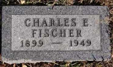 FISCHER, CHARLES E - Hutchinson County, South Dakota | CHARLES E FISCHER - South Dakota Gravestone Photos