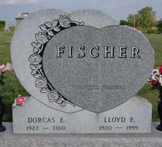 FISCHER, LLOYD E - Hutchinson County, South Dakota | LLOYD E FISCHER - South Dakota Gravestone Photos