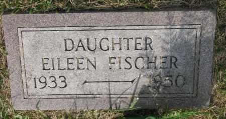 FISCHER, EILEEN - Hutchinson County, South Dakota | EILEEN FISCHER - South Dakota Gravestone Photos