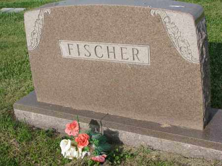 FISCHER, FAMILY MARKER - Hutchinson County, South Dakota | FAMILY MARKER FISCHER - South Dakota Gravestone Photos
