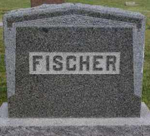 FISCHER, FAMILY MARKER - Hutchinson County, South Dakota   FAMILY MARKER FISCHER - South Dakota Gravestone Photos