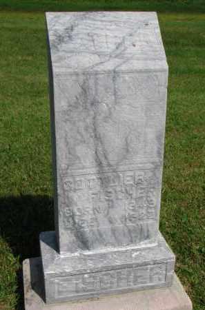FISCHER, GOTTLIEB - Hutchinson County, South Dakota | GOTTLIEB FISCHER - South Dakota Gravestone Photos