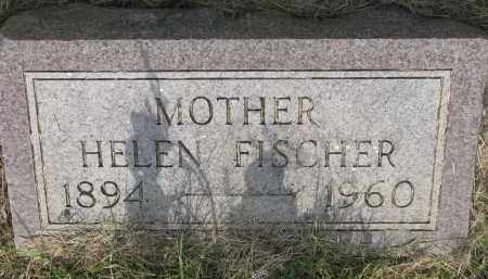 FISCHER, HELEN - Hutchinson County, South Dakota | HELEN FISCHER - South Dakota Gravestone Photos