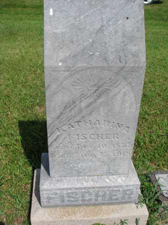 FISCHER, KATHARINA - Hutchinson County, South Dakota   KATHARINA FISCHER - South Dakota Gravestone Photos