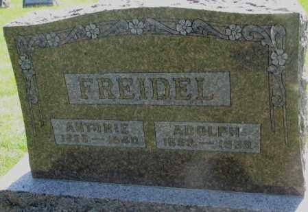 FREIDEL, ADOLPH - Hutchinson County, South Dakota | ADOLPH FREIDEL - South Dakota Gravestone Photos