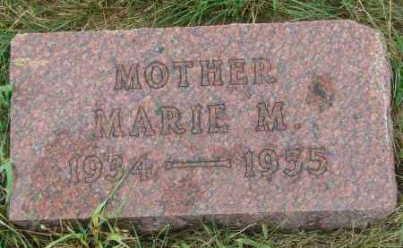 FUERST, MARIE M - Hutchinson County, South Dakota | MARIE M FUERST - South Dakota Gravestone Photos