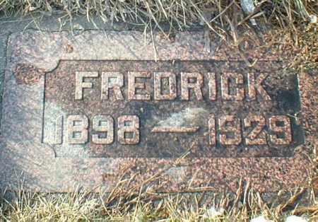 GIESEN, FREDRICK - Hutchinson County, South Dakota   FREDRICK GIESEN - South Dakota Gravestone Photos