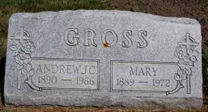 GROSS, MARY - Hutchinson County, South Dakota | MARY GROSS - South Dakota Gravestone Photos