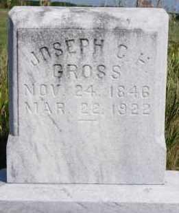 GROSS, JOSEPH C H - Hutchinson County, South Dakota   JOSEPH C H GROSS - South Dakota Gravestone Photos