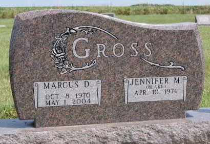 GROSS, JENNIFER M - Hutchinson County, South Dakota | JENNIFER M GROSS - South Dakota Gravestone Photos