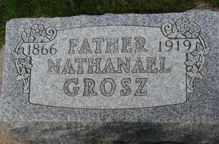 GROSZ, NATHANAEL - Hutchinson County, South Dakota   NATHANAEL GROSZ - South Dakota Gravestone Photos
