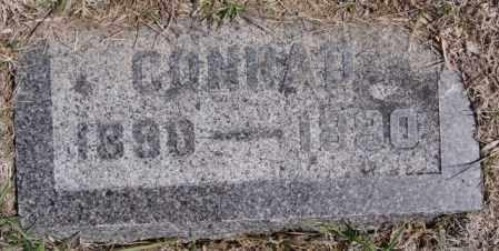 GUERICKE, CONRAD - Hutchinson County, South Dakota   CONRAD GUERICKE - South Dakota Gravestone Photos