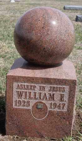 GUERICKE, WILLIAM E - Hutchinson County, South Dakota | WILLIAM E GUERICKE - South Dakota Gravestone Photos