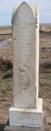 HANDEL, LOUISE ? - Hutchinson County, South Dakota | LOUISE ? HANDEL - South Dakota Gravestone Photos