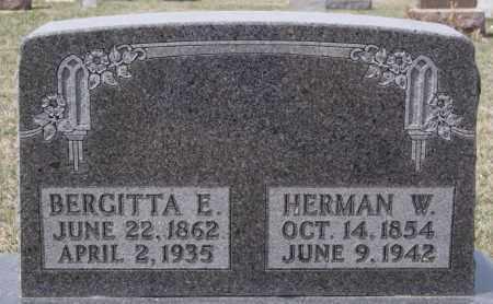 HARNISCH, HERMAN W - Hutchinson County, South Dakota | HERMAN W HARNISCH - South Dakota Gravestone Photos