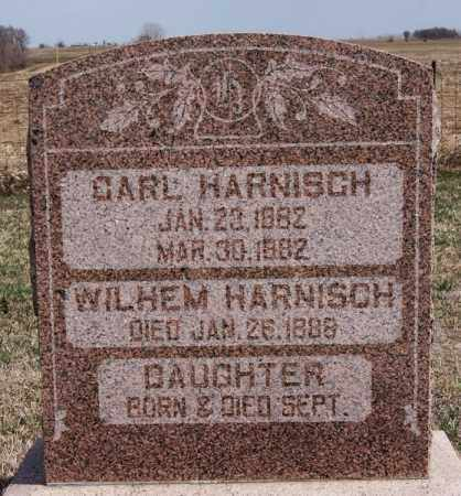 HARNISCH, DAUGHTER - Hutchinson County, South Dakota | DAUGHTER HARNISCH - South Dakota Gravestone Photos