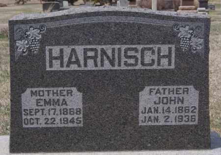 HARNISCH, JOHN - Hutchinson County, South Dakota | JOHN HARNISCH - South Dakota Gravestone Photos