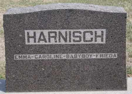 HARNISCH, EMMA - Hutchinson County, South Dakota | EMMA HARNISCH - South Dakota Gravestone Photos
