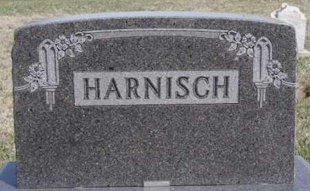 HARNISCH, FAMILY MARKER - Hutchinson County, South Dakota | FAMILY MARKER HARNISCH - South Dakota Gravestone Photos