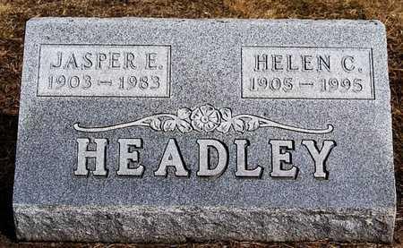 HEADLEY, HELEN C - Hutchinson County, South Dakota | HELEN C HEADLEY - South Dakota Gravestone Photos