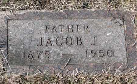 HECKENLAIBLE, JACOB J - Hutchinson County, South Dakota | JACOB J HECKENLAIBLE - South Dakota Gravestone Photos