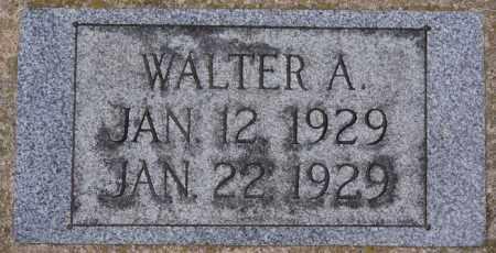 HECKENLAIBLE, WALTER A - Hutchinson County, South Dakota | WALTER A HECKENLAIBLE - South Dakota Gravestone Photos