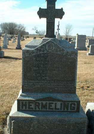 HERMELING, JOHN - Hutchinson County, South Dakota   JOHN HERMELING - South Dakota Gravestone Photos