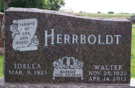 HERRBOLDT, IDELLA - Hutchinson County, South Dakota | IDELLA HERRBOLDT - South Dakota Gravestone Photos
