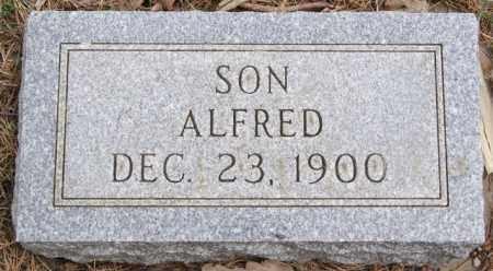 HOFER, ALFRED - Hutchinson County, South Dakota | ALFRED HOFER - South Dakota Gravestone Photos