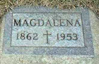 HOFFMANN, MAGDALENA - Hutchinson County, South Dakota | MAGDALENA HOFFMANN - South Dakota Gravestone Photos