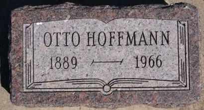 HOFFMANN, OTTO - Hutchinson County, South Dakota | OTTO HOFFMANN - South Dakota Gravestone Photos