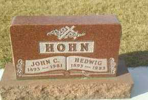 HOHN, JOHN - Hutchinson County, South Dakota | JOHN HOHN - South Dakota Gravestone Photos