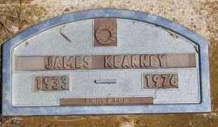 KEARNEY, JAMES - Hutchinson County, South Dakota | JAMES KEARNEY - South Dakota Gravestone Photos