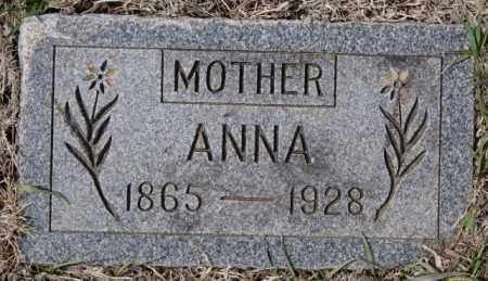 KEIPER, ANNA - Hutchinson County, South Dakota | ANNA KEIPER - South Dakota Gravestone Photos