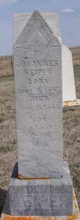 KEIPER, SON - Hutchinson County, South Dakota | SON KEIPER - South Dakota Gravestone Photos