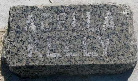 KELLY, ADELLA - Hutchinson County, South Dakota   ADELLA KELLY - South Dakota Gravestone Photos