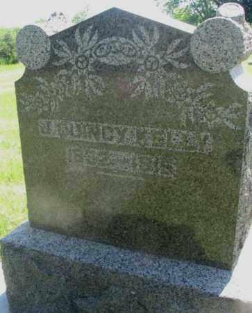 KELLY, J. QUINCY - Hutchinson County, South Dakota | J. QUINCY KELLY - South Dakota Gravestone Photos