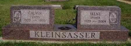 SPOMER KLEINSASSER, IRENE - Hutchinson County, South Dakota | IRENE SPOMER KLEINSASSER - South Dakota Gravestone Photos